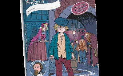Magazine Mini-Schools® en anglais pour enfants à l'unité