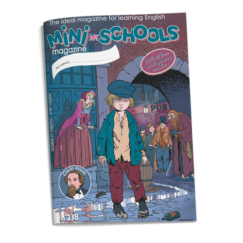 Magazine Mini-schools® numéro 238