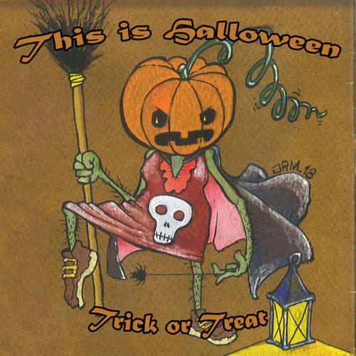 "Chansons d'Halloween en anglais pour enfants ""This is Halloween, Trick or Treat"""