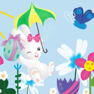 Chanson de Pâques en anglais pour enfants